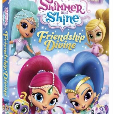 Shimmer and Shine: Friendship Divine DVD