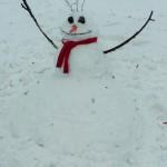 Канадские зимние будни