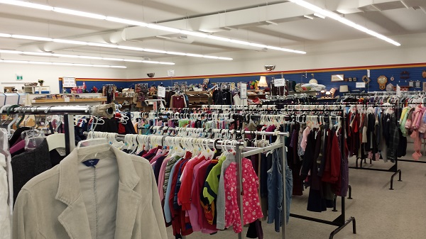 Thrift Shop in Morden