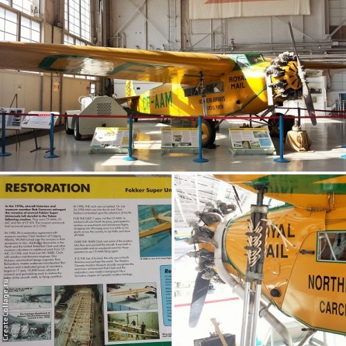 Aviation museum in Winnipeg (5)