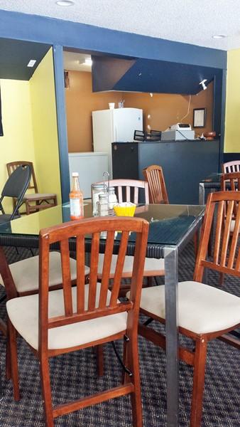 Мексиканское кафе в Мордене (3)