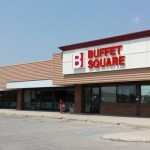 Buffet Square — недорогой обед в Винни