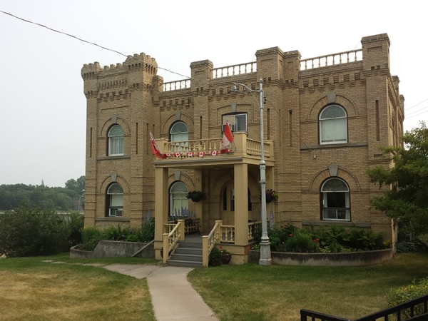 The Hillcrest Museum. Souris