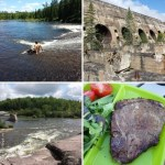 Weekend in Whiteshell and surroundings