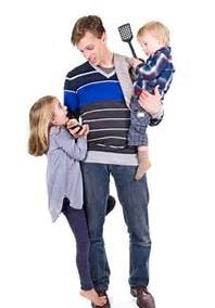 male babysitters