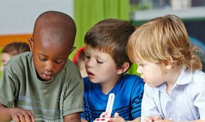more than ABC's: getting your kids ready for school