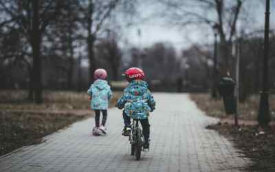 Time to Choose a Bike for Your Child?