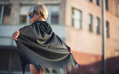 Capes and Costumes, 6 reasons to encourage pretend play