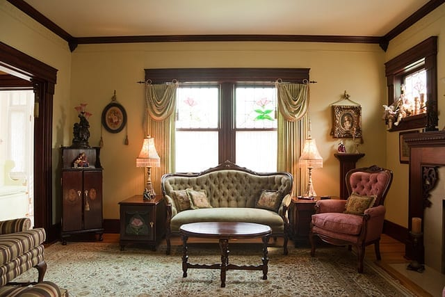 Captivating Guest Post: Give Your Home Period Glamour With A Victorian Style Living Room    Love Chic Living