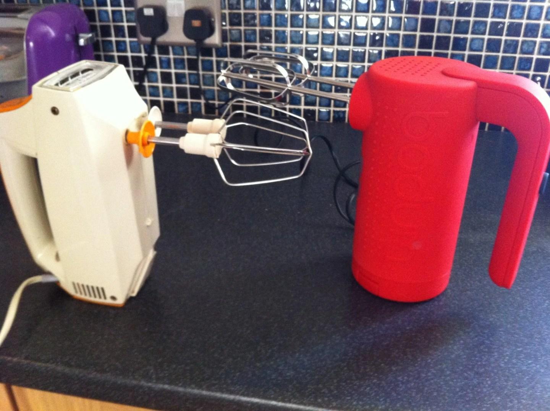 Bodum hand mixer