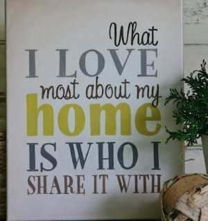 Design Quote: What I Love About My Home