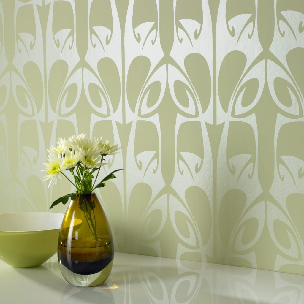 modern wallpaper from Graham and Brown