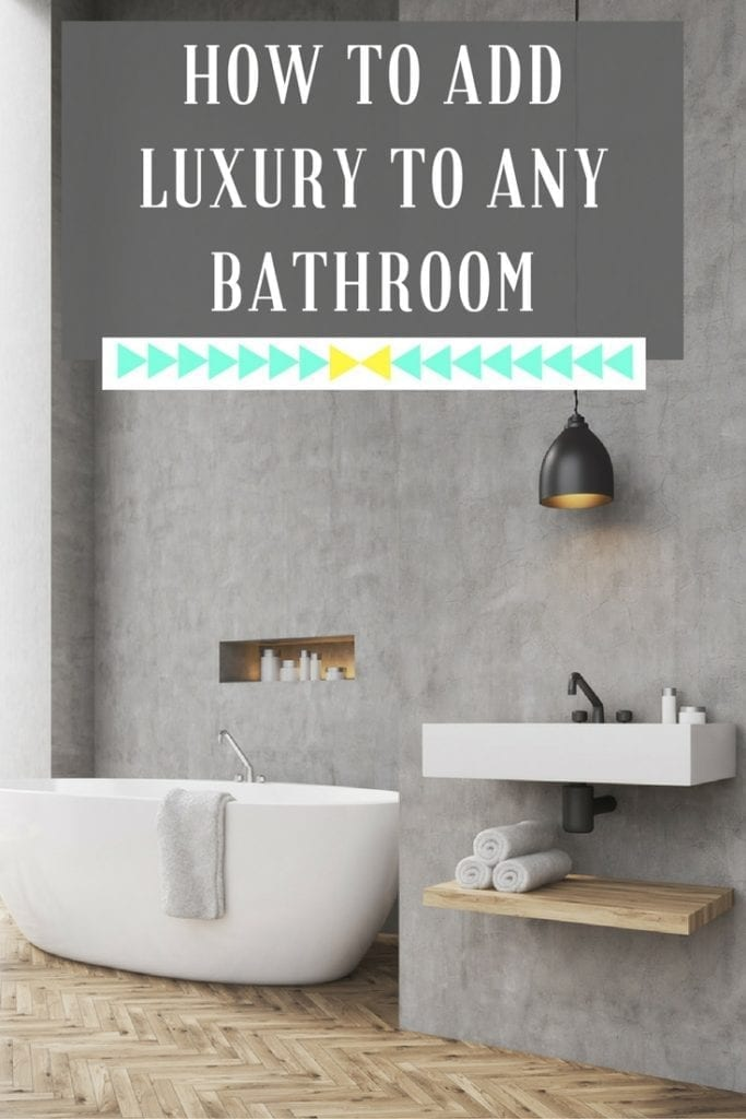 Here are some great tips on how you can add luxury and opulence to any bathroom. We would all love a bathroom you could really unwind in and this post will help you see which areas are worth spending your money on and which aren't.