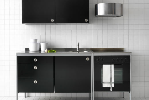 free standing kitchen units