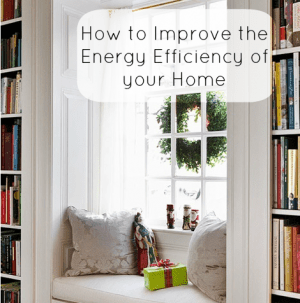 energy efficiency top tips