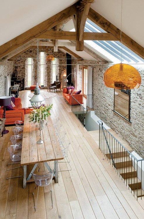 loft conversion flooring