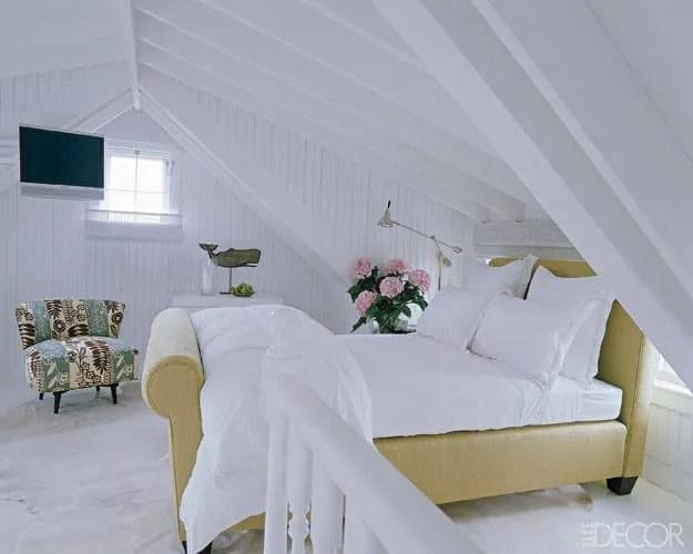 chic summer bedroom