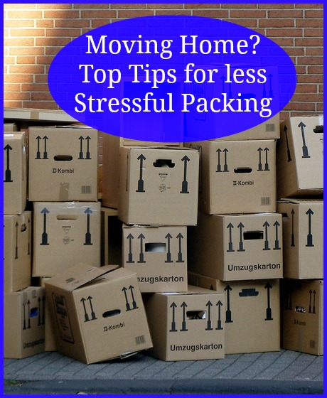 how to make moving home easier