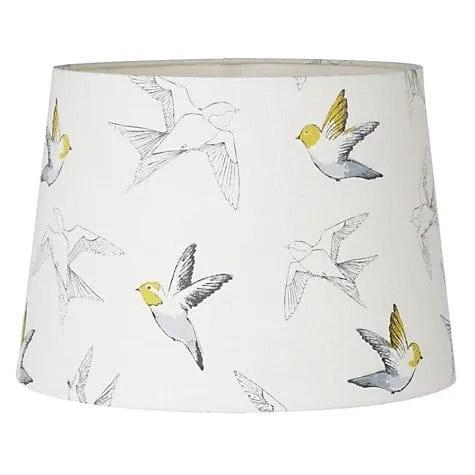 gorgeous John Lewis lamp shades