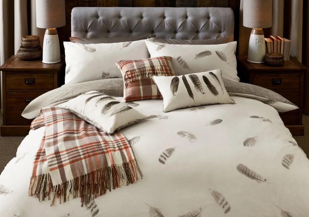 Autumn bedroom