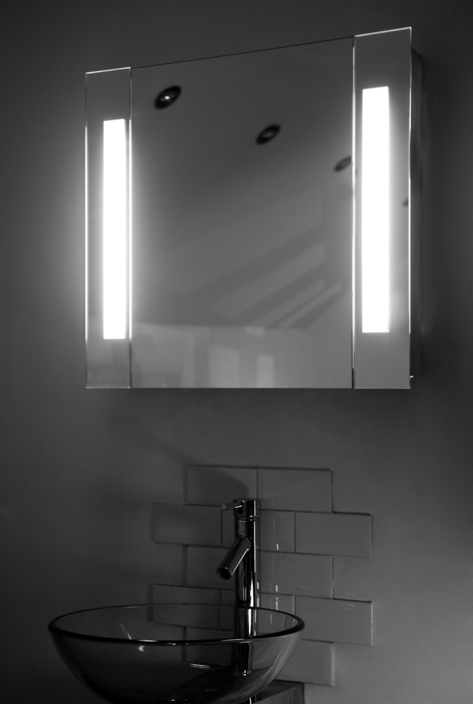 audio bathroom cabinet