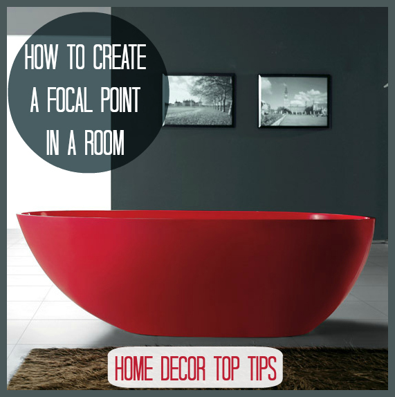 how to create a focal point