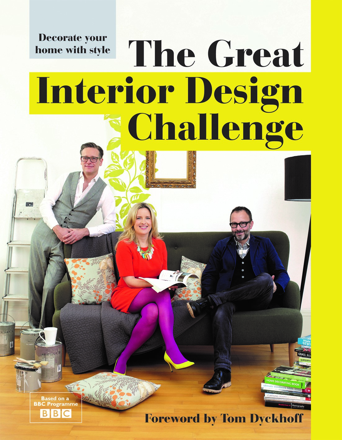 Win A The Great Interior Design Challenge Book X 5 Love Chic Living