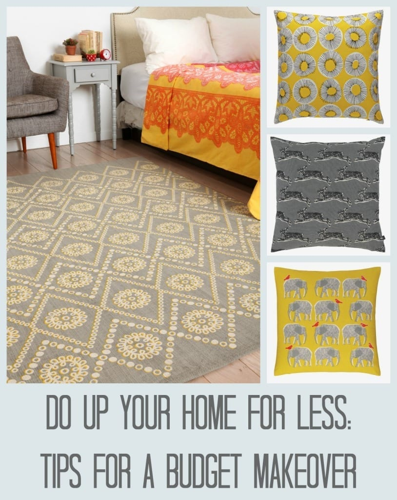 do up your home for less