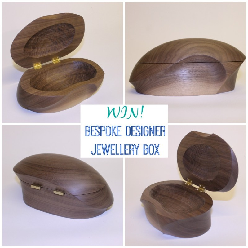 WIN a designer jewellery box