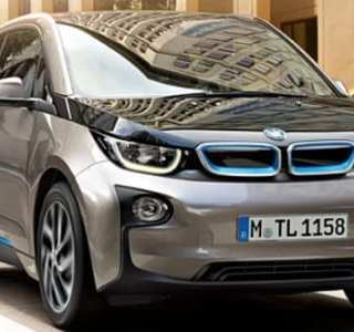 First Look at the New BMW i3 Electric Car