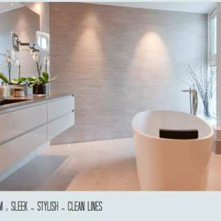 Chic Showcase: 3 On-Trend Bathroom Looks from C.P. Hart