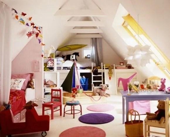 loft playroom