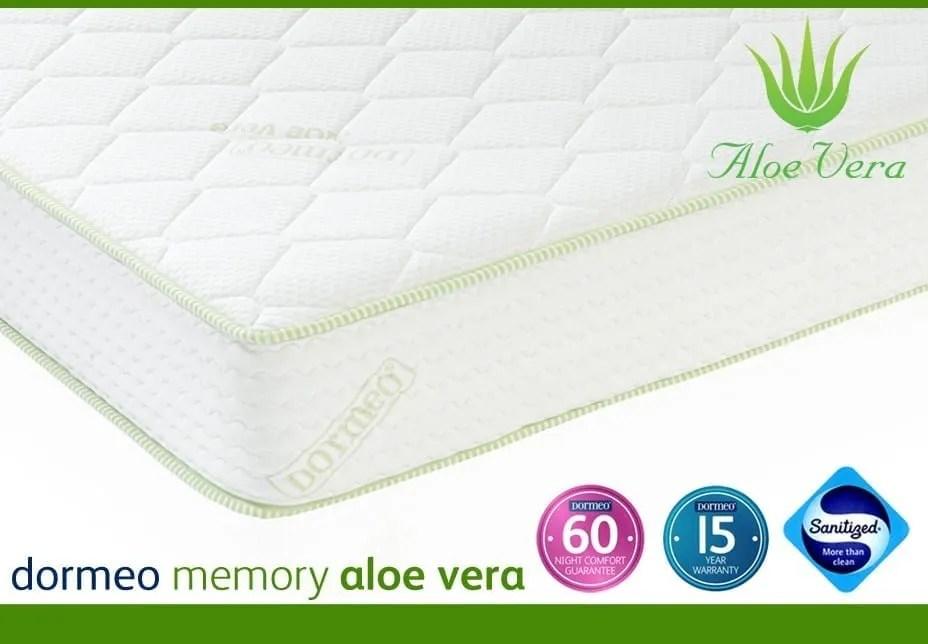 Dormeo Aloe Vera mattress