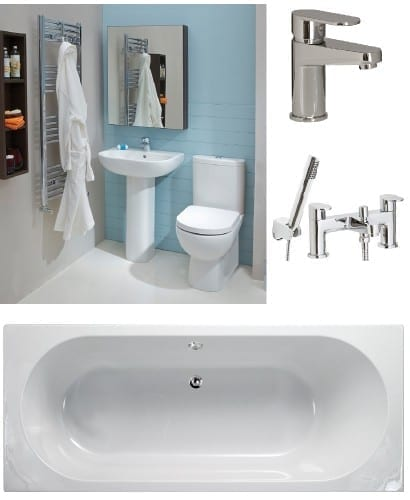 Win 163 250 To Spend At Bathandshower Com Love Chic Living