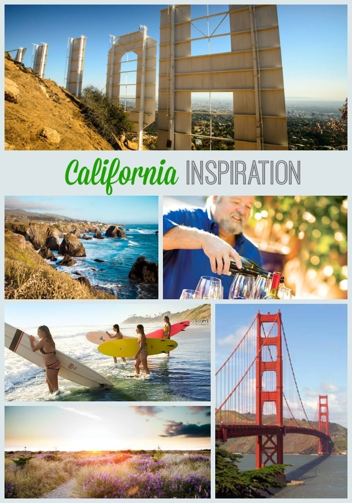 California inspiration