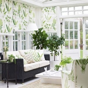 Decorate a Conservatory in 3 Easy Ways