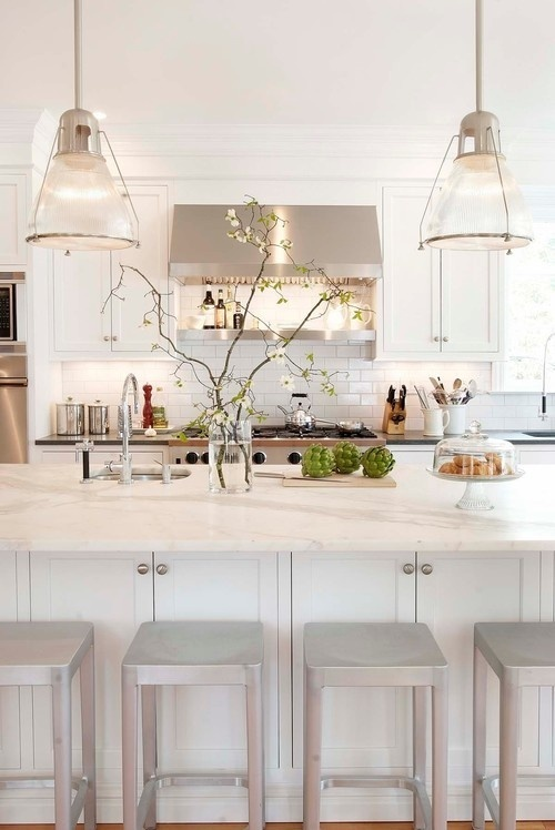Latest lighting trends for your kitchen