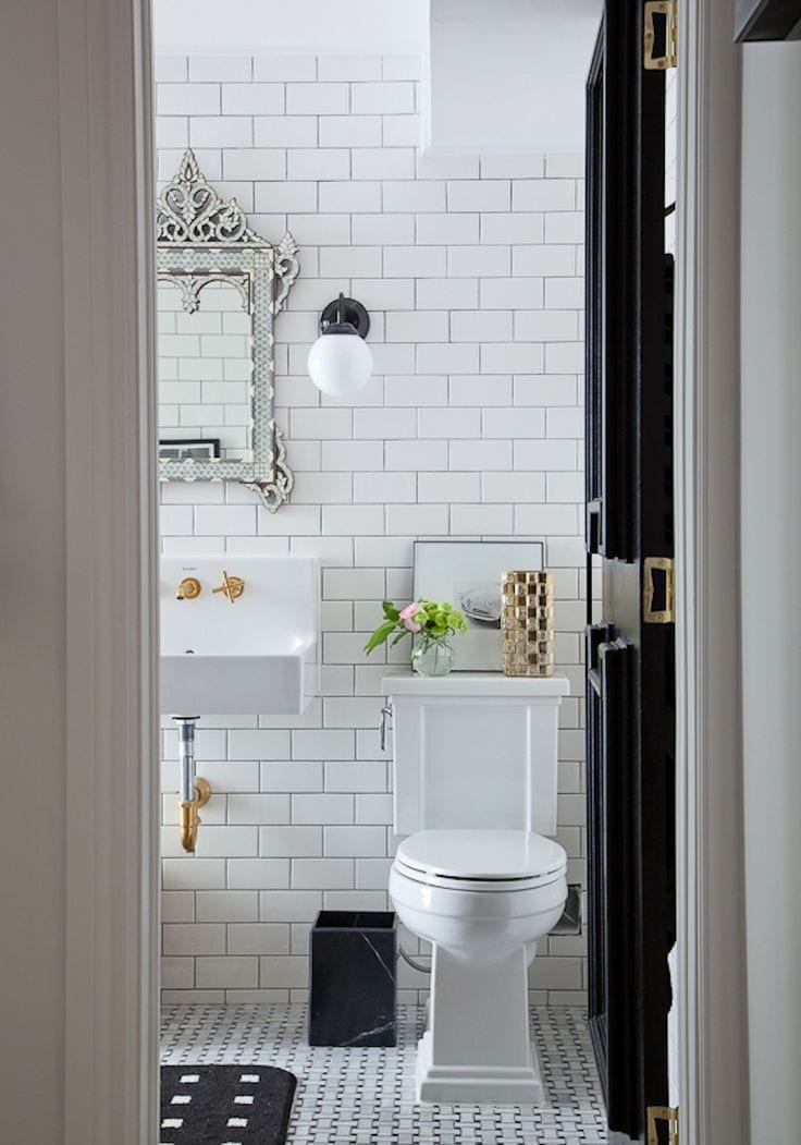latest bathroom tile trends 2014 inspiring bathroom trends a w 2014 chic living 23639