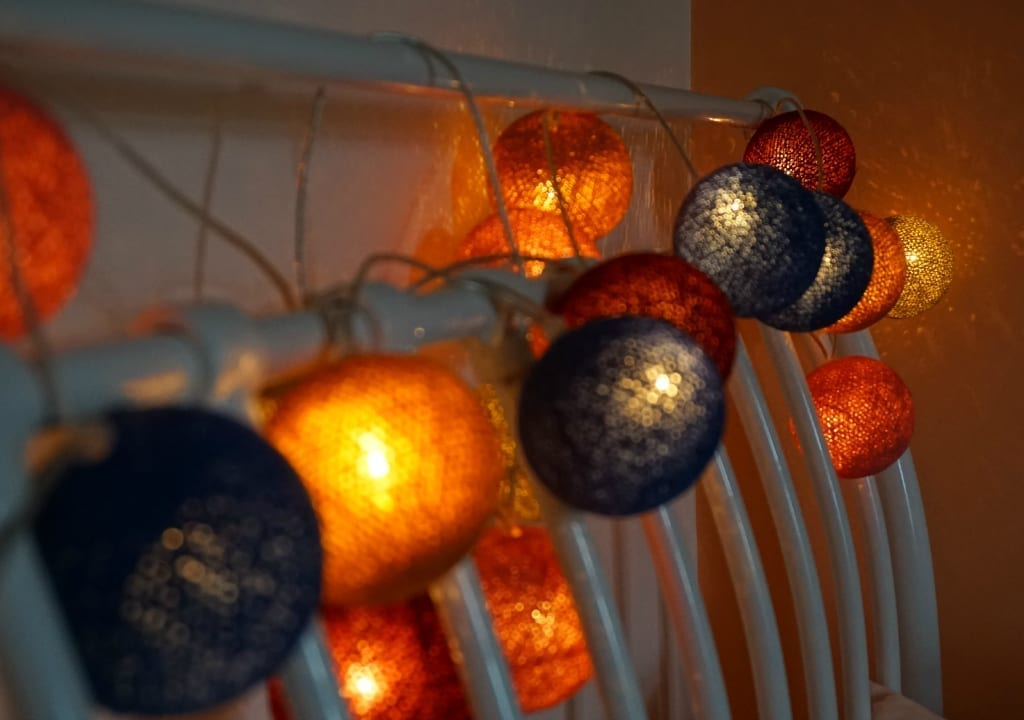 Cable and Cotton lights