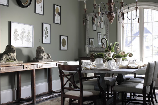 Traditional interior design is making a comeback