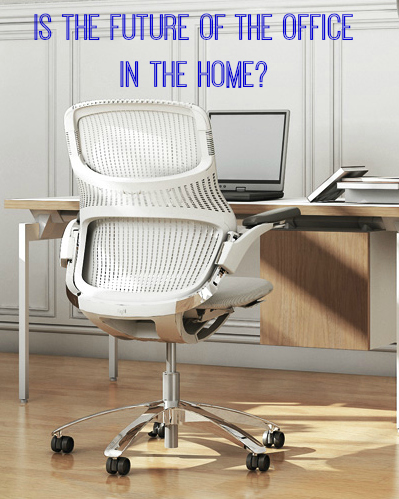 Is the future of the office in the home?