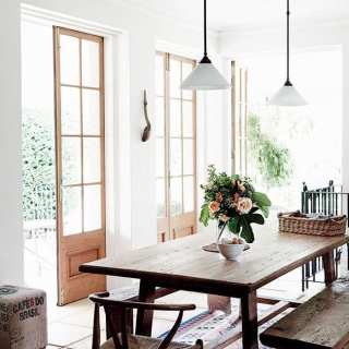 How to Create the Perfect Family Dining Room