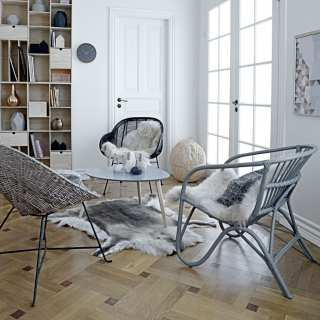 Giveaway: Finleigh Rattan Stool from Out There Interiors worth £220