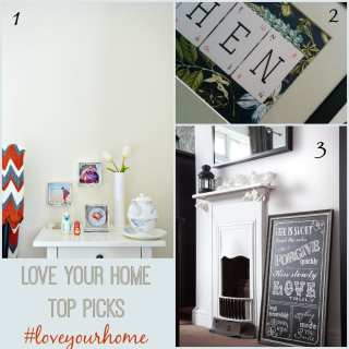 #LoveYourHome Linky for Bloggers 26th Feb