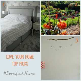 #LoveYourHome for Bloggers 26th March