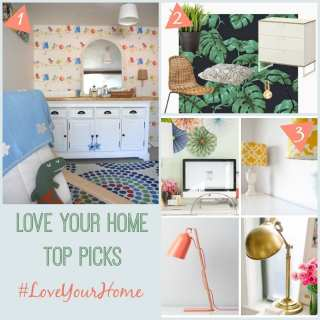 #LoveYourHome Linky for Bloggers 12th March