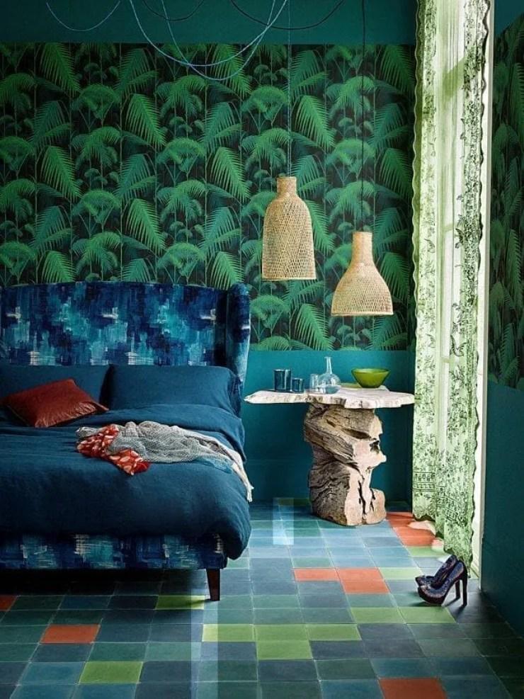 Cole and Son jungle wallpaper