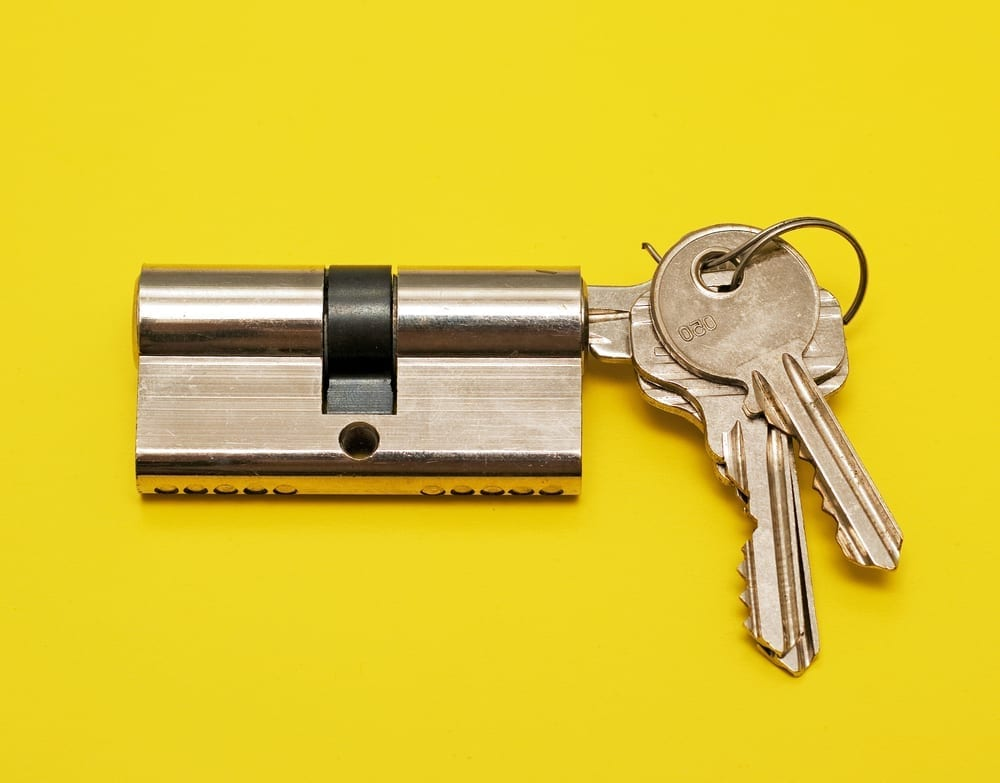 House keys - is your home protected