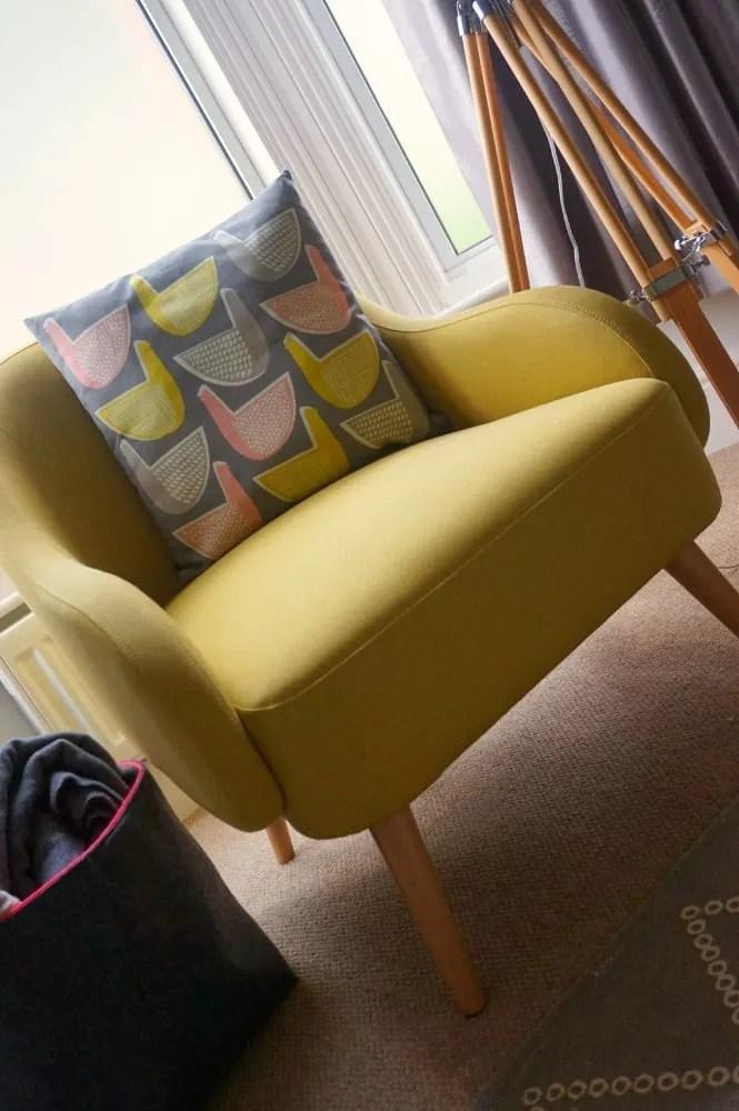 MOMO chair from Habitat