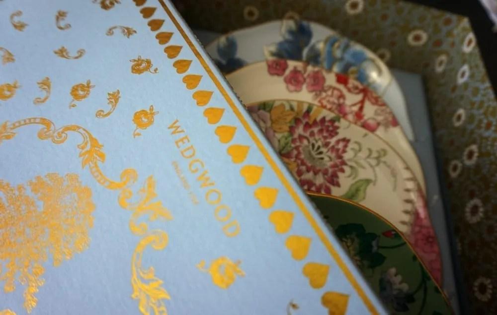 Wedgwood gift box